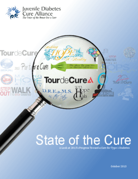State of the Cure: A Look at 2013's Progress Toward a Cure for Type 1 Diabetes