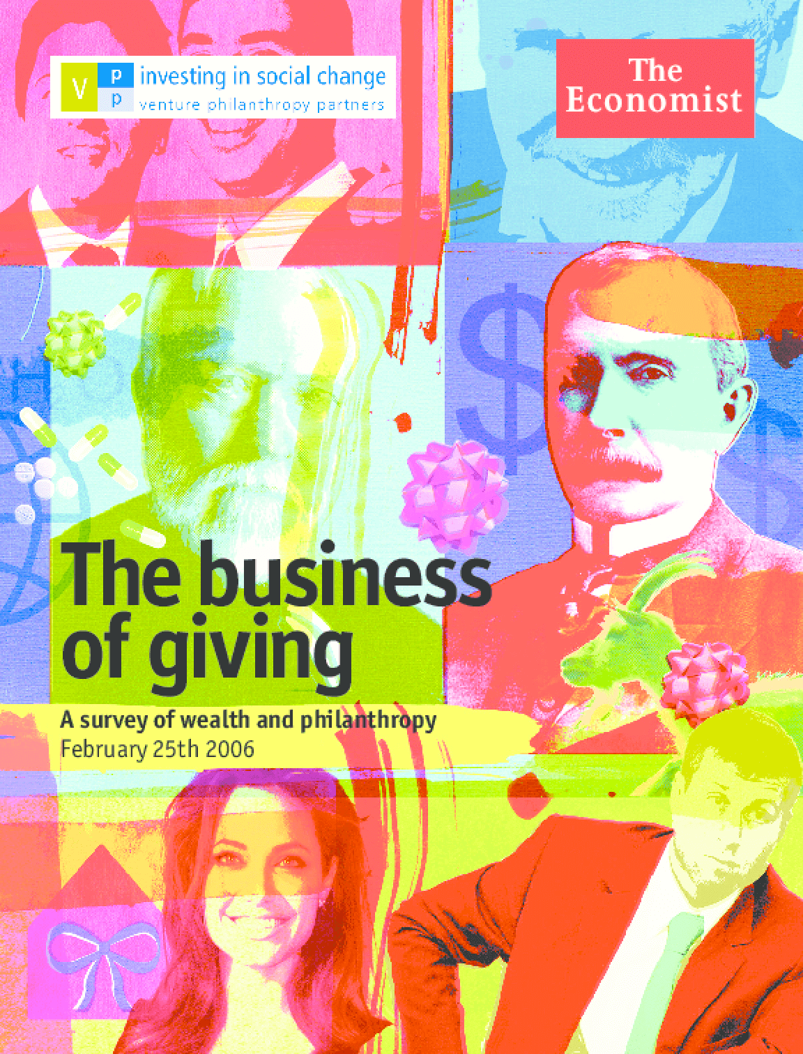 The Business of Giving: A Survey of Wealth and Philanthropy