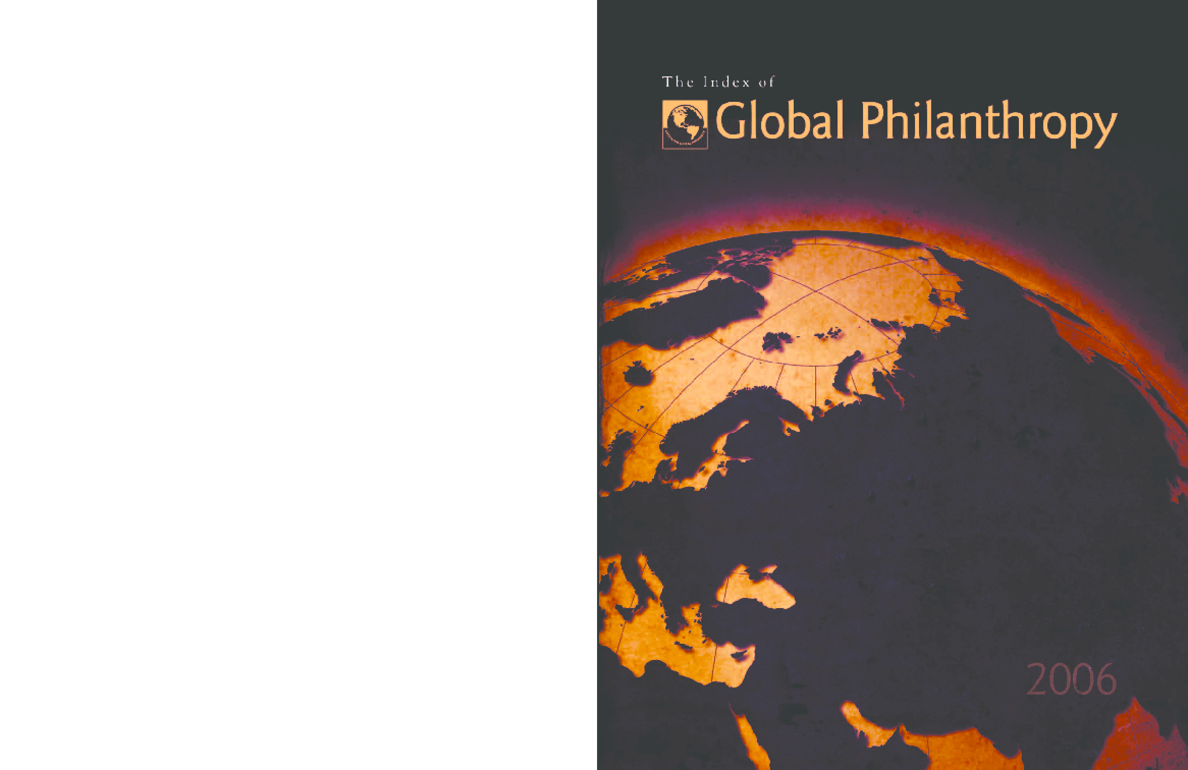 The Index of Global Philanthropy 2006