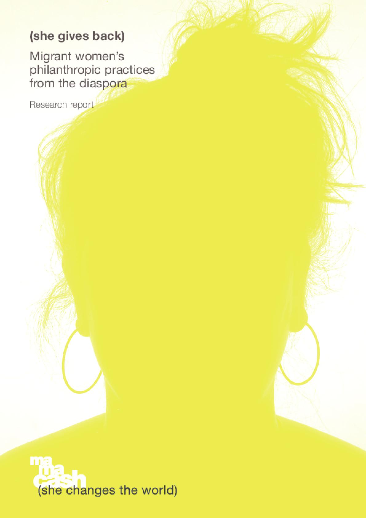 Migrant Women's Philanthropic Practices From the Diaspora
