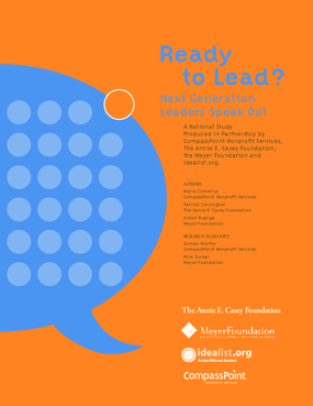 Ready to Lead? Next Generation Leaders Speak Out