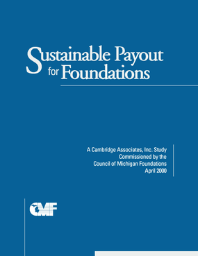 Sustainable Payout For Foundations