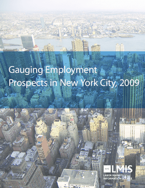 Gauging Employment Prospects in New York City, 2009