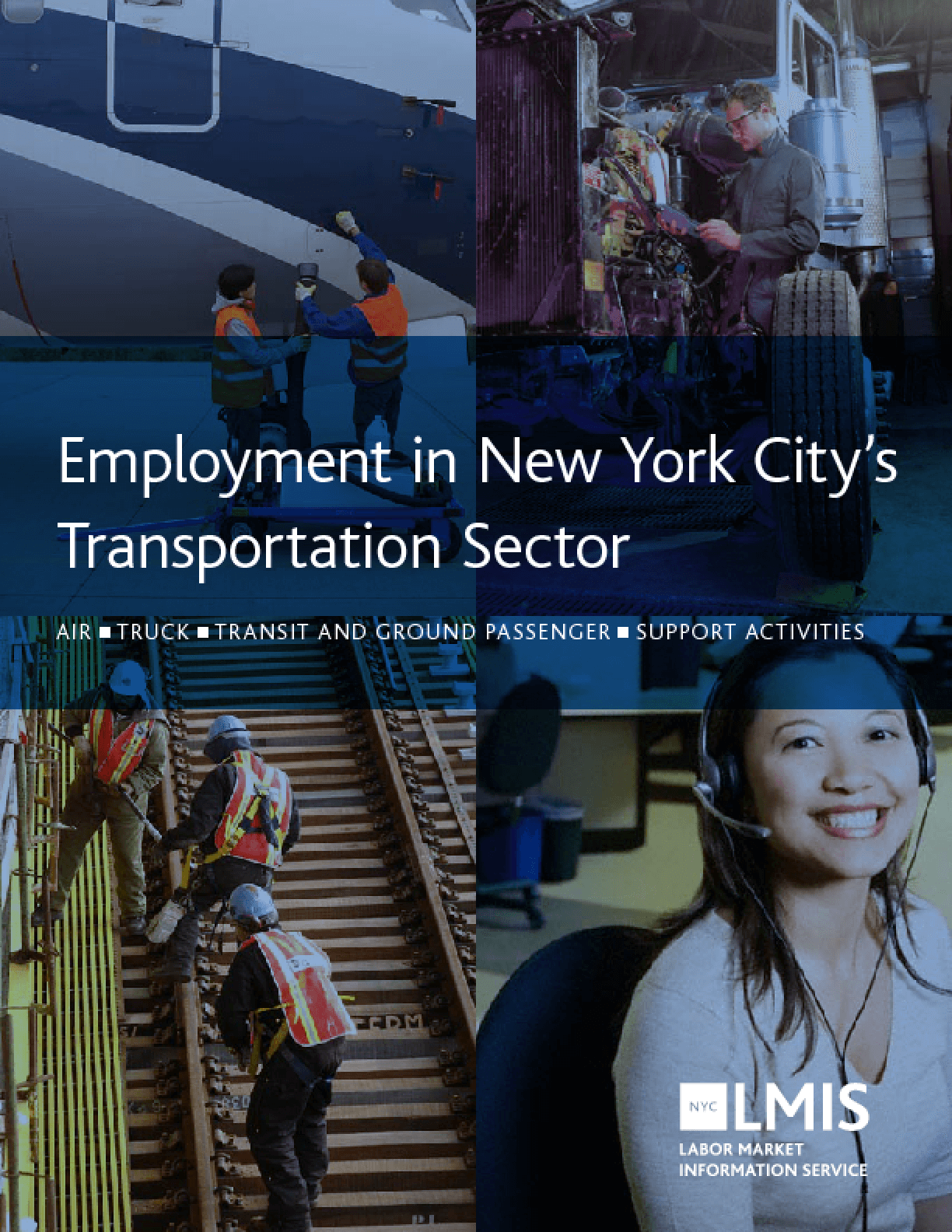 Employment in New York City's Transportation Sector