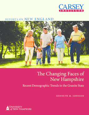 The Changing Faces of New Hampshire: Recent Demographic Trends in the Granite State