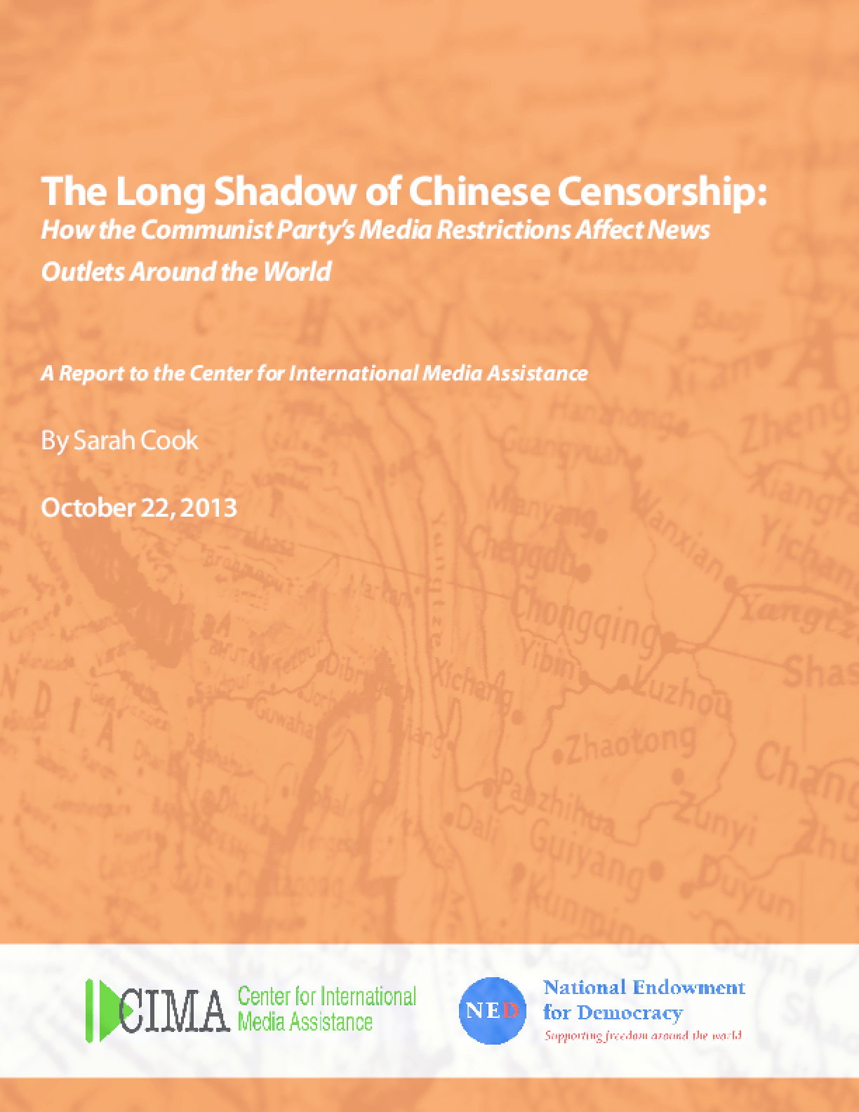The Long Shadow of Chinese Censorship: How Chinese Media Restrictions Affect News Outlets around the World
