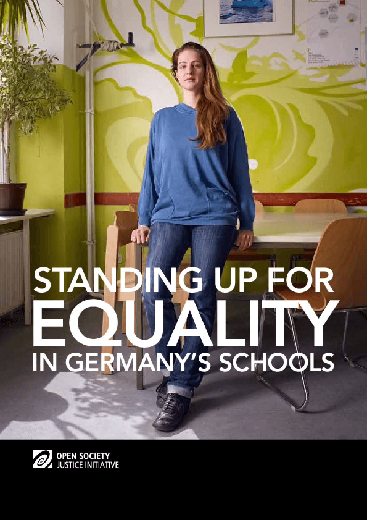 Standing Up for Equality in Germany's Schools