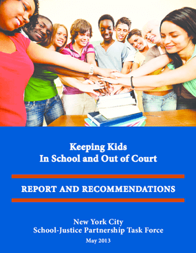 Keeping Kids In School and Out of Court