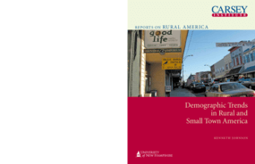 Demographic Trends in Rural and Small Town America