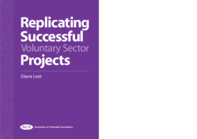 Replicating Successful Voluntary Sector Projects