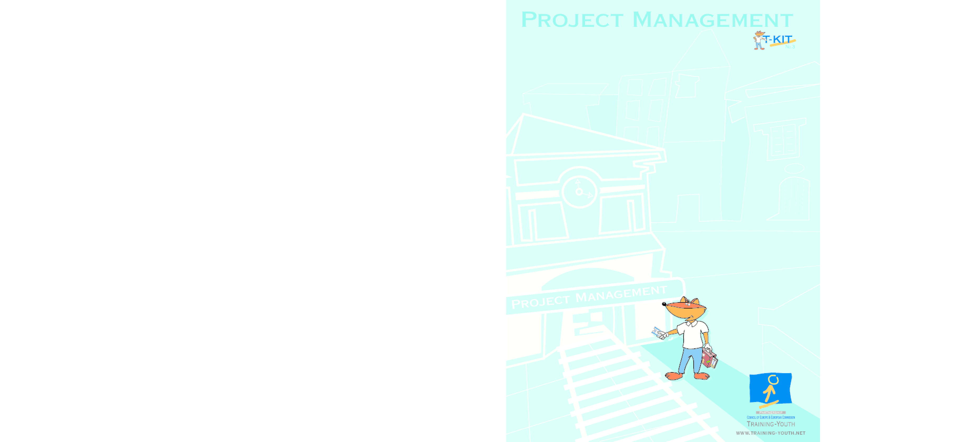 Project Management T-kit