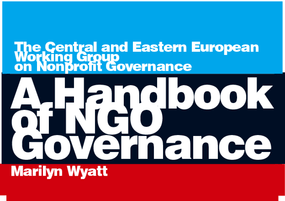 A Handbook of NGO Governance