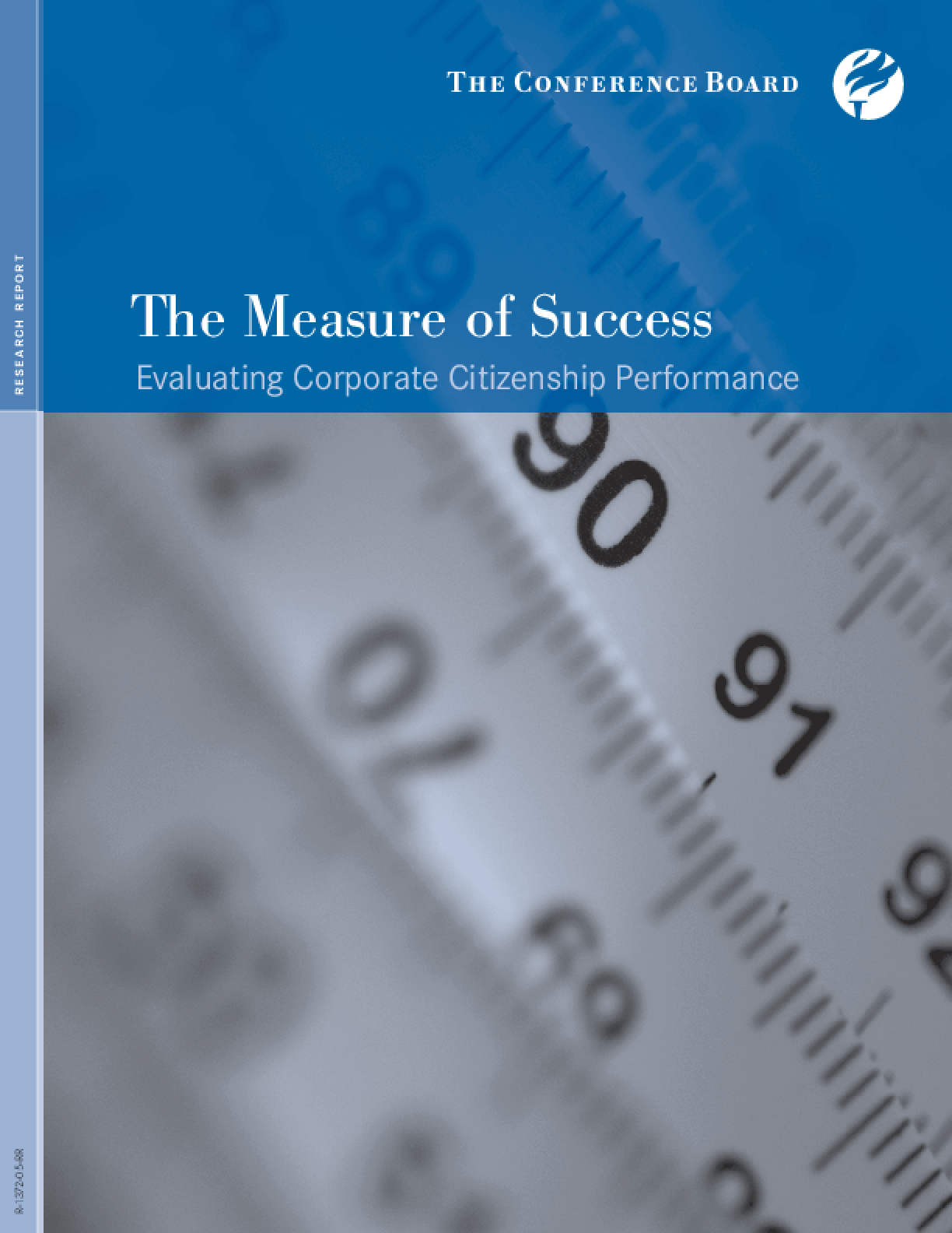 The Measure of Success: Evaluating Corporate Citizenship Performance