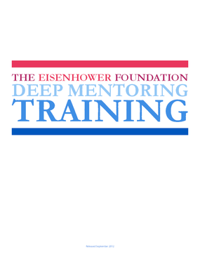 Deep Mentoring Training Guide