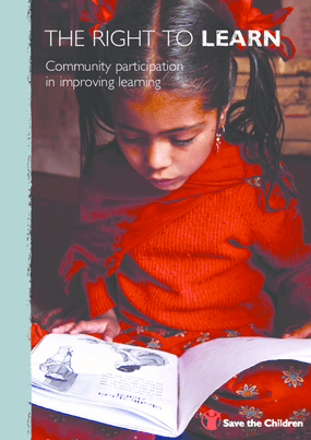 The Right to Learn: Community Participation in Improving Learning
