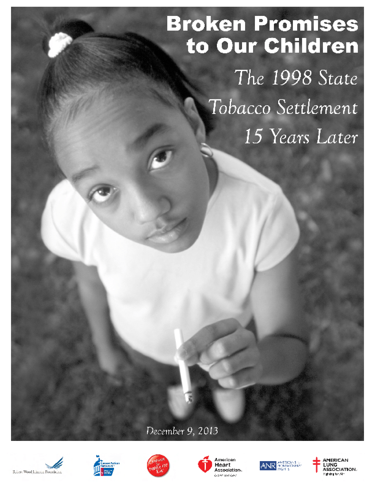 Broken Promises to Our Children: The 1998 State Tobacco Settlement 15 Years Later