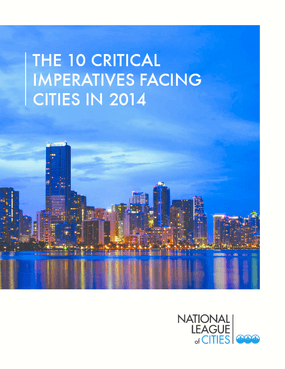 The 10 Critical Imperatives Facing Cities in 2014