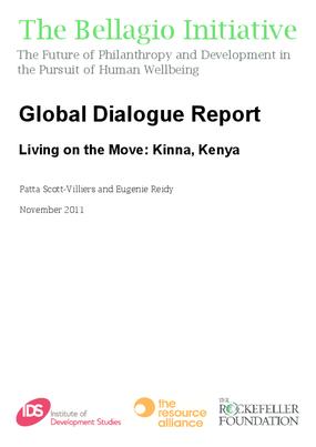 Global Dialogue Report - Living on the Move: Kinna, Kenya