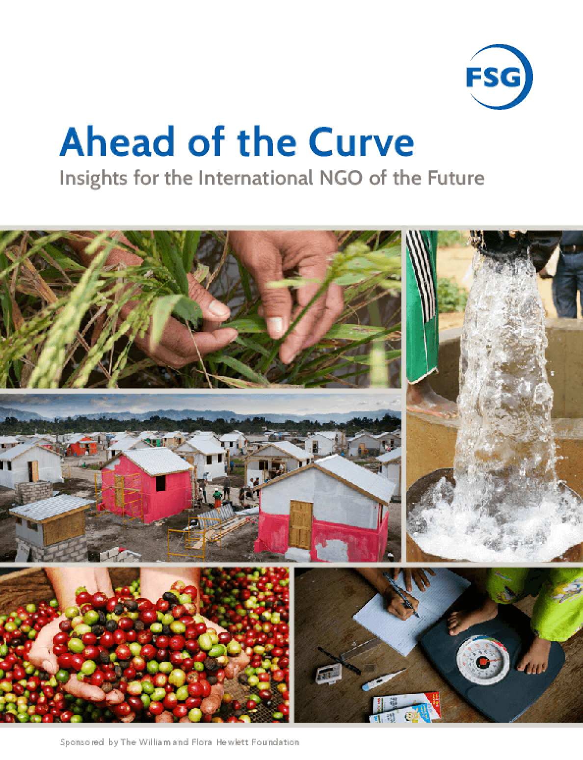 Ahead of the Curve: Insights for the International NGO of the Future
