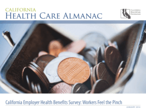 California Employer Health Benefits Survey: Workers Feel the Pinch