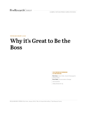 Why It's Great to Be the Boss