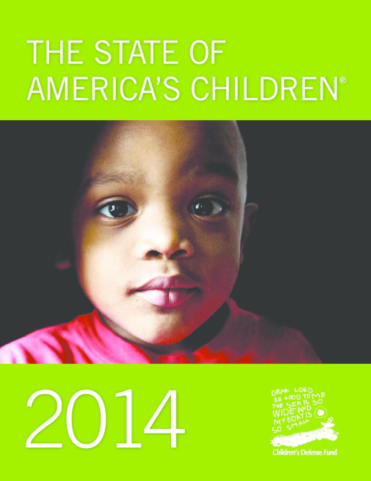 The State of America's Children: 2014