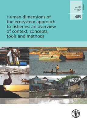 Human Dimensions of the Ecosystem Approach to Fisheries: An Overview of Context, Concepts, Tools and Methods