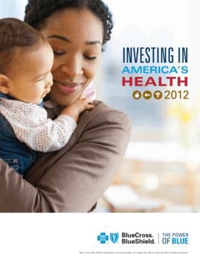 Investing in America's Health: 2012