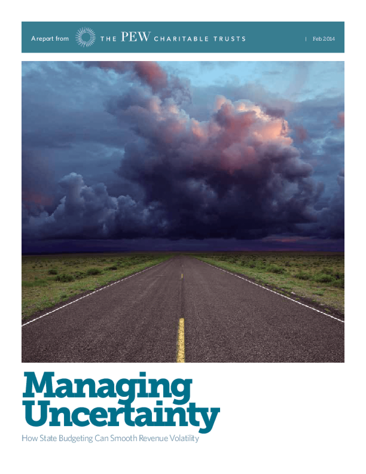 Managing Uncertainty: How State Budgeting Can Smooth Revenue Volatility