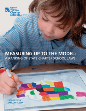 Measuring Up to the Model: A Ranking of State Charter School Laws, 2014