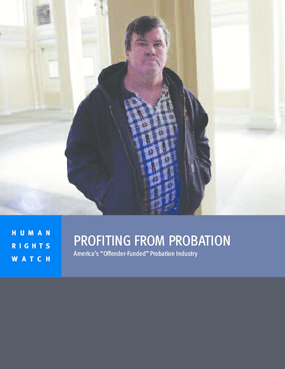 Profiting from Probation: America's