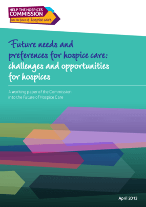 Future Needs and Preferences for Hospice Care: Challenges and Opportunities for Hospices