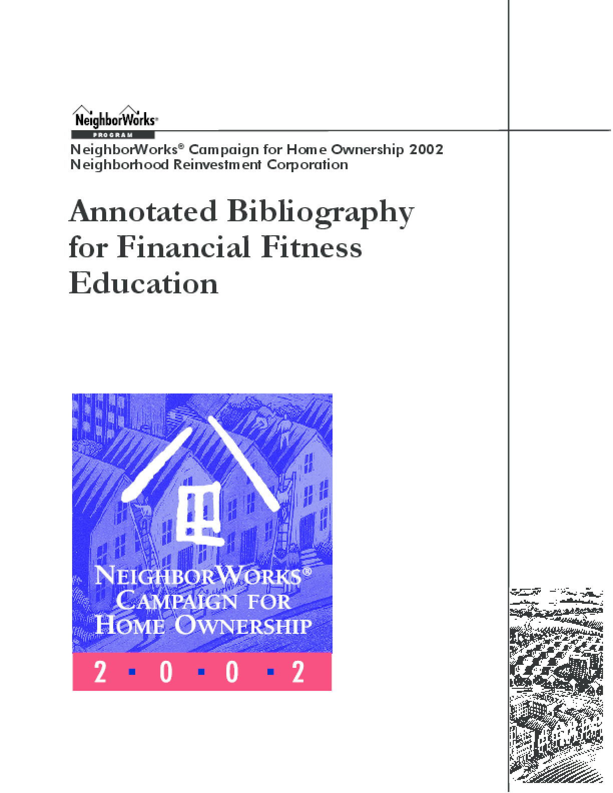 An Annotated Bibliography for Financial Fitness Education