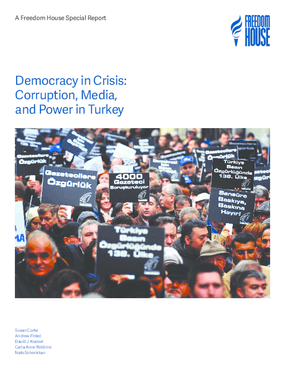 Democracy in Crisis: Corruption, Media, and Power in Turkey