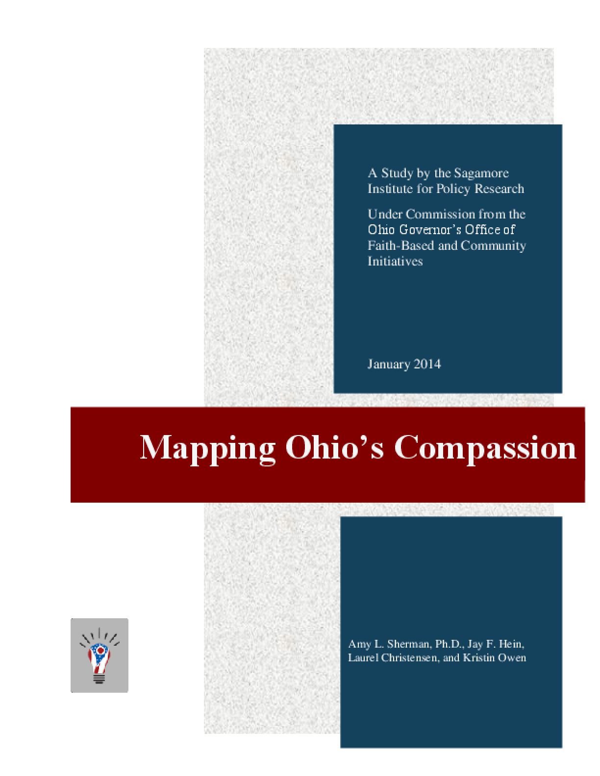 Mapping Ohio's Compassion