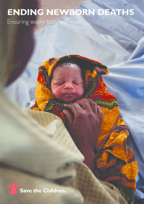 Ending Newborn Deaths: Ensuring Every Baby Survives