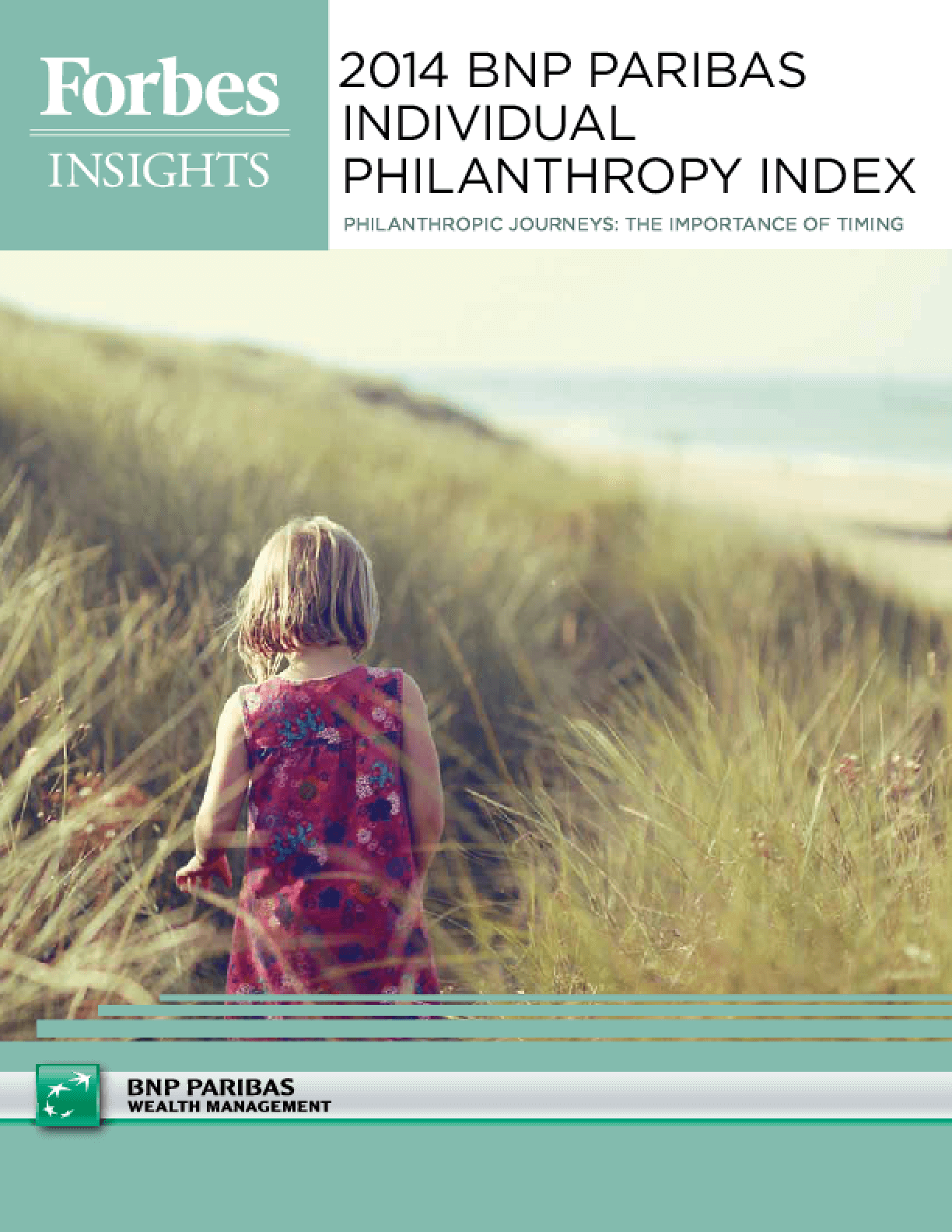 2014 BNP Paribas Individual Philanthropy Index
