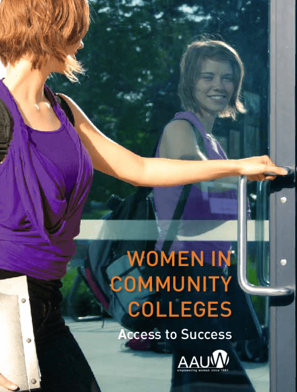 Women in Community Colleges: Access to Success