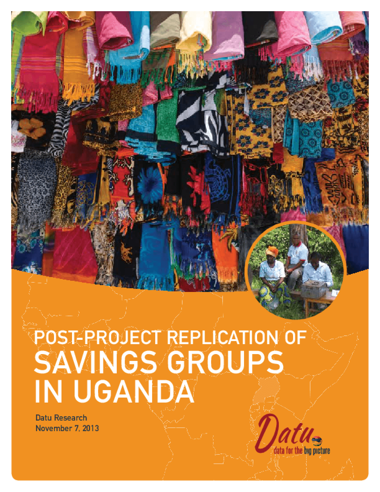 Post-Project Replication of Savings Groups in Uganda