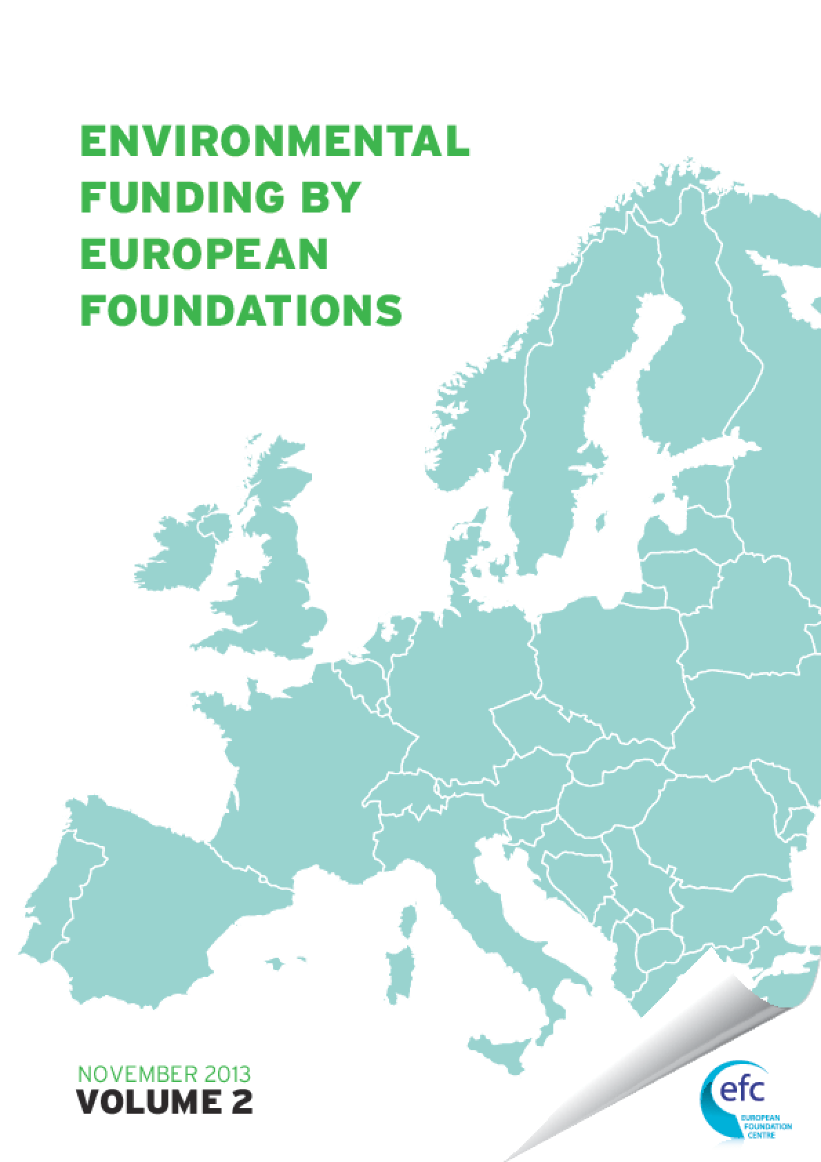 Environmental Funding by European Foundations
