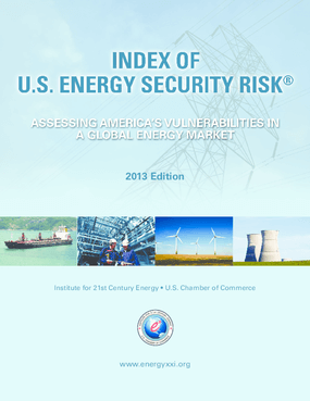 Index of U.S. Energy Security Risk: Assessing America's Global Vulnerabilities in a Global Energy Market