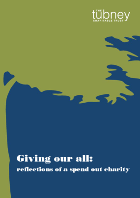 Giving Our All: Reflections of a Spend Out Charity