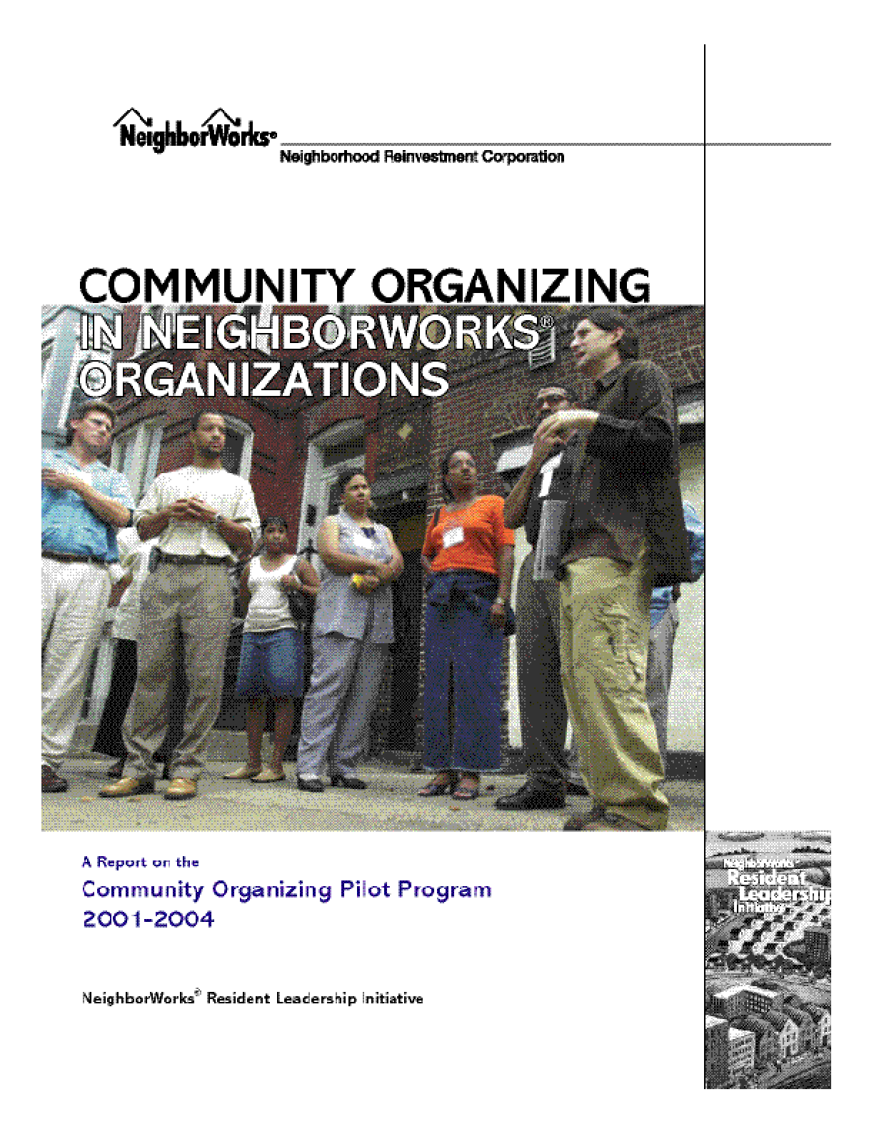 Community Organizing in NeighborWorks Organizations