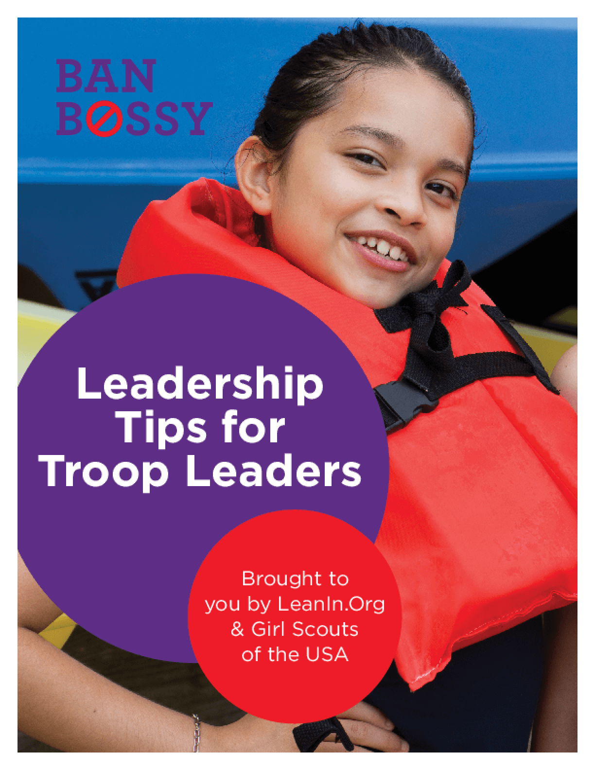 Ban Bossy: Leadership Tips for Troop Leaders