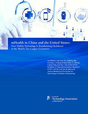mHealth in China and the United States: How Mobile Technology is Transforming Healthcare in the World's Two Largest Economies