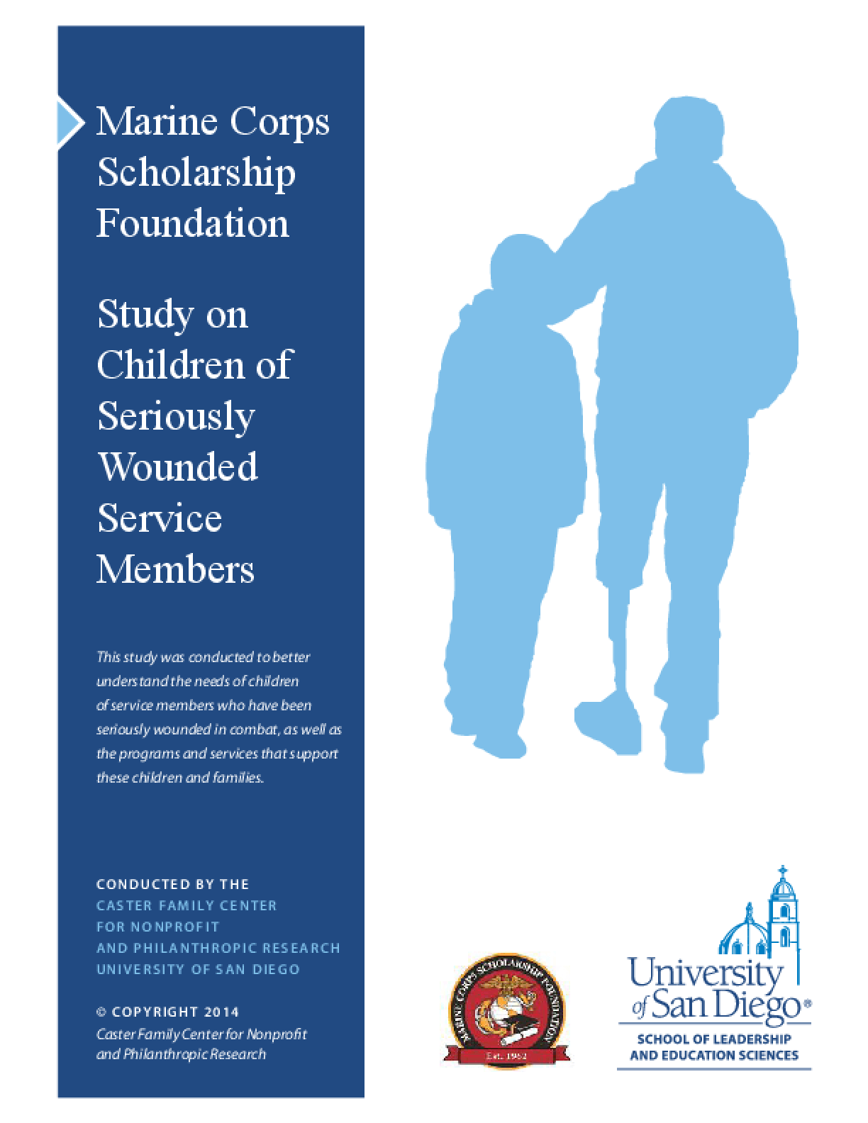 Study on Children of Seriously Wounded Service Members