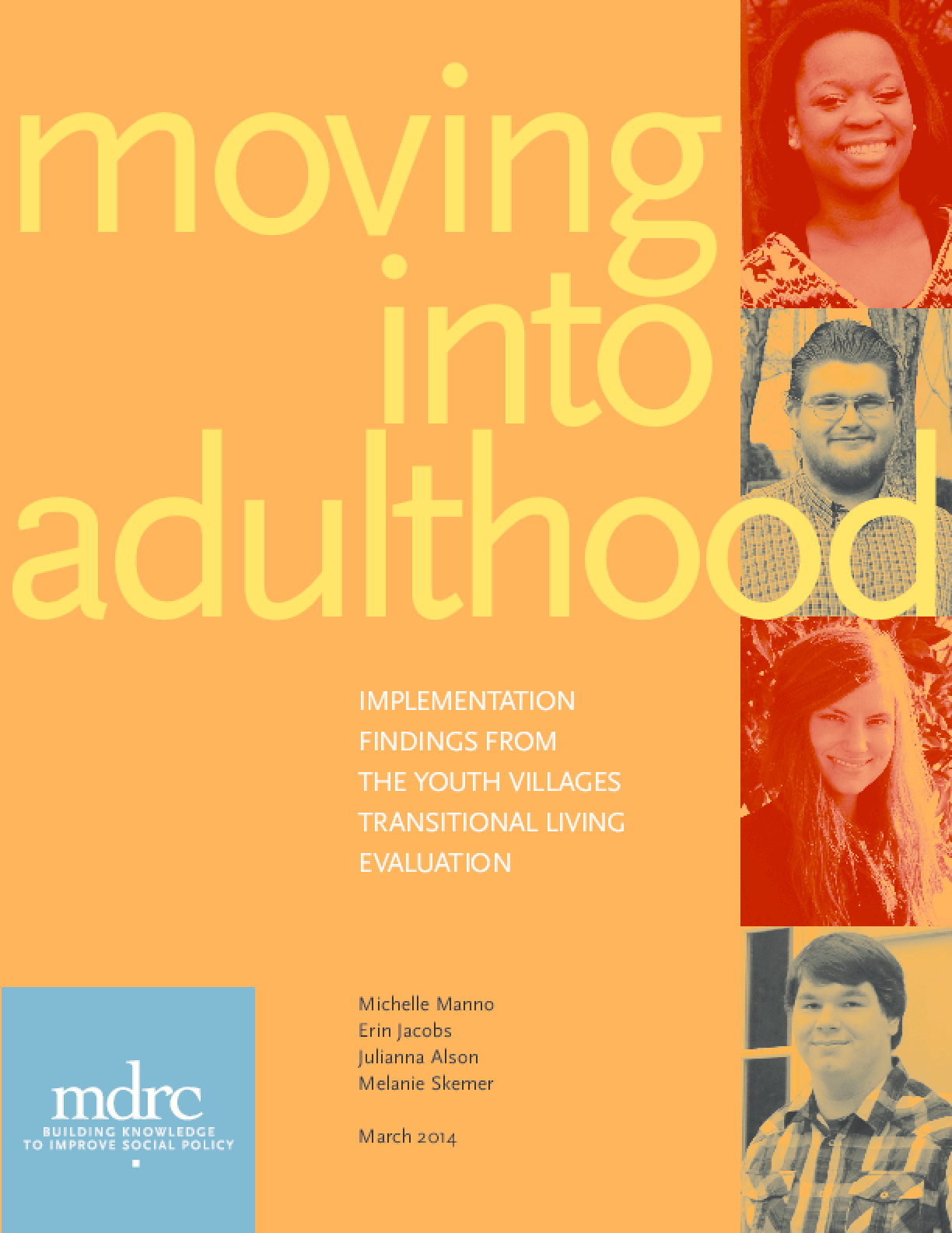 Moving into Adulthood: Implementation Findings from the Youth Villages Transitional Living Evaluation