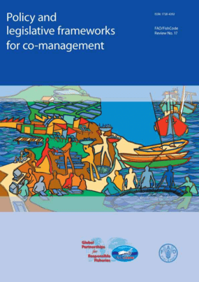 Policy and Legislative Frameworks for Co-management