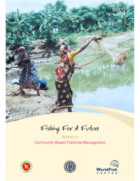 Fishing for a Future: Women in Community Based Fisheries Management