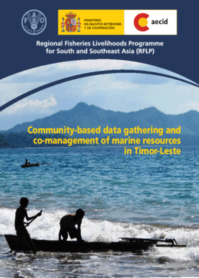 Community-based Data Gathering and Co-management of Marine Resources in Timor-Leste